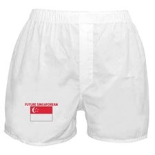 FUTURE SINGAPOREAN Boxer Shorts