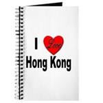 I Love Hong Kong Journal