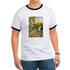 MAXFIELD PARRISH - DRAGON TALES T