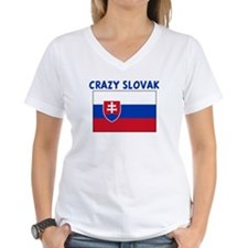 CRAZY SLOVAK Shirt