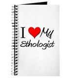 I Heart My Ethologist Journal