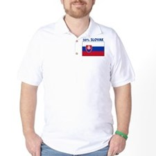 50 PERCENT SLOVAK T-Shirt