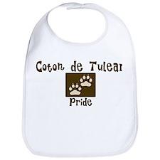 Coton de Tulear Pride Bib