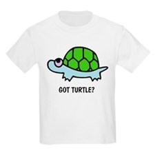 Got Turtle Kids T-Shirt