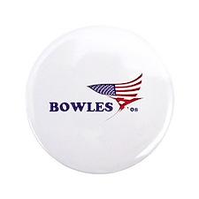 "John Taylor Bowles 08 flag 3.5"" Button (100 pack)"