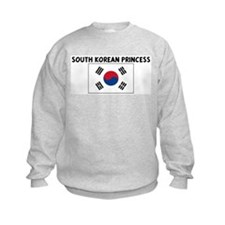 SOUTH KOREAN PRINCESS Sweatshirt