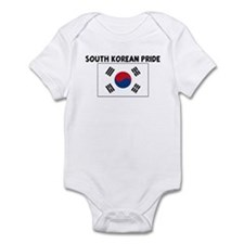 SOUTH KOREAN PRIDE Infant Bodysuit