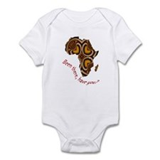 Been There, Have you? Infant Bodysuit