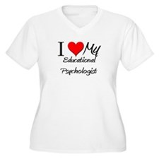 I Heart My Educational Psychologist T-Shirt