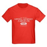 Property of Green Cheeked Amazon T