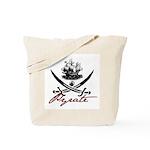 Elizabethan Pyrate Insignia Tote Bag