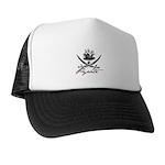 Elizabethan Pyrate Insignia Trucker Hat