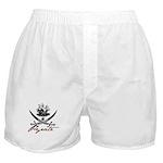 Elizabethan Pyrate Insignia Boxer Shorts