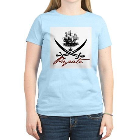 Elizabethan Pyrate Insignia Women's Light T-Shirt
