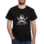 Elizabethan Pyrate Insignia Dark T-Shirt