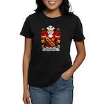 Middleton Family Crest Women's Dark T-Shirt