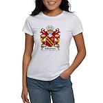 Middleton Family Crest Women's T-Shirt
