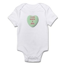 I Love Mike Huckabee Infant Bodysuit