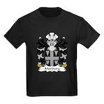 Merbury Family Crest Kids Dark T-Shirt