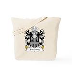 Merbury Family Crest Tote Bag