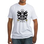 Merbury Family Crest Fitted T-Shirt