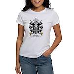 Merbury Family Crest Women's T-Shirt