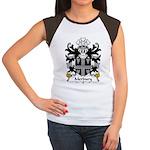 Merbury Family Crest Women's Cap Sleeve T-Shirt