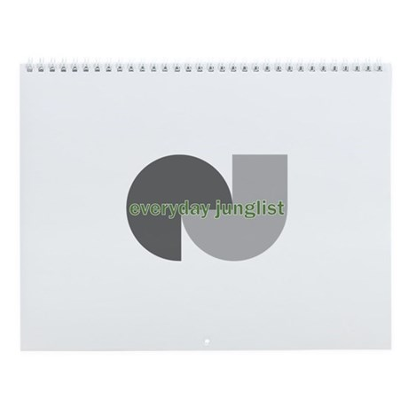 Everyday Junglist Wall Calendar