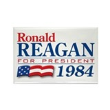 VoteWear! Reagan Rectangle Magnet