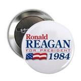 "VoteWear! Reagan 2.25"" Button"