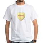 Hotness White T-Shirt