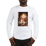 Queen / Welsh Corgi Long Sleeve T-Shirt