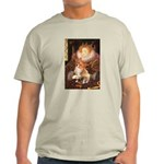 Queen / Welsh Corgi Light T-Shirt