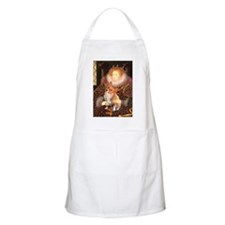 Queen / Welsh Corgi Apron