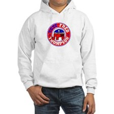 Vote Fred for Pres! Hoodie