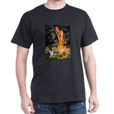 Fairies / Welsh Corgi T-Shirt