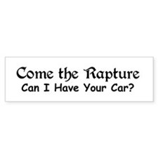 Come the Rapture