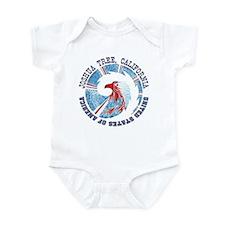 JOSHUA TREE USA Infant Bodysuit