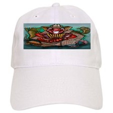 Cute Swamp Baseball Cap