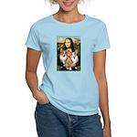 Mona / Corgi Pair (p) Women's Light T-Shirt