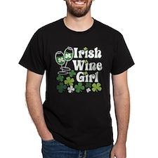 Irish Wine Girl T-Shirt
