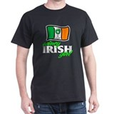 Winey Irish Girl T-Shirt