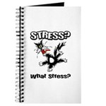 Stressed Cat Journal