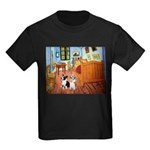 Room / Corgi pair Kids Dark T-Shirt