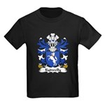 Kydwelly Family Crest Kids Dark T-Shirt