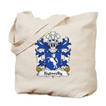 Kydwelly Family Crest Tote Bag