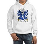 Kydwelly Family Crest Hooded Sweatshirt