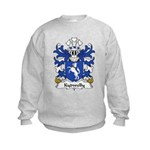 Kydwelly Family Crest Kids Sweatshirt