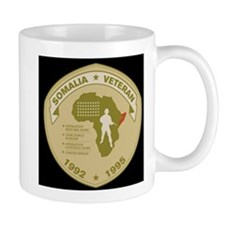 Somalia Veteran Coffee Mug