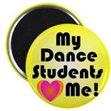 Dance Teacher Magnet